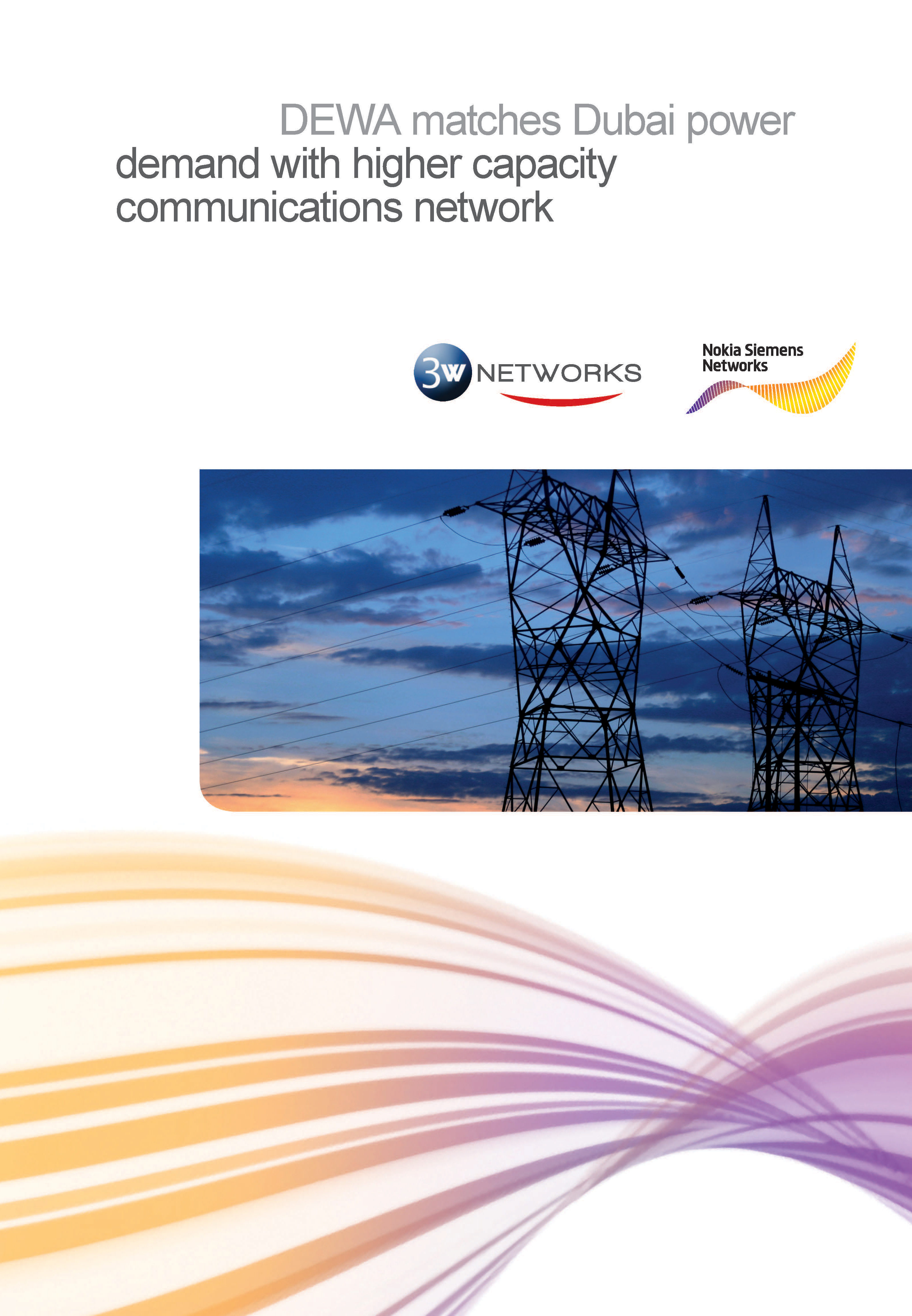 Our Project References - 3W Networks